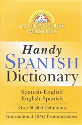 Webster's Handy Spanish Dictionary