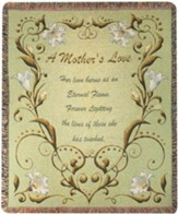 A Mothers Love--Tapestry Throw