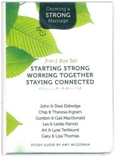 Growing a Strong Marriage, 3-in 1 Box Set, Starting Strong - Working Together - Staying Connected