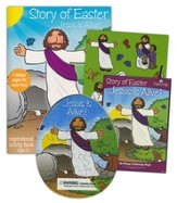 Story of Easter Activity Set
