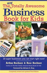 New Totally Awesome Business Book for Kids: Revised Edition - eBook