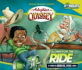 Adventures in Odyssey® 552: Sunday Morning Scramble [Download]