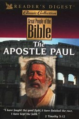 Great People of the Bible: The Apostle Paul, DVD