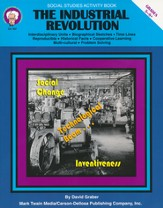 The Industrial Revolution Resource Book, Grades 5-8