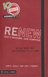10 Minute Moments: Renew