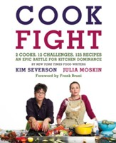 CookFight: 2 Cooks, 12 Challenges, 125 Recipes, an Epic Battle for Kitchen Dominance - eBook