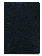 KJV New Testament with Psalms and Proverbs--imitation leather, black