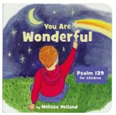 You are Wonderful, board book