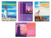 Lighthouses, Encouragement Cards, Box of 12