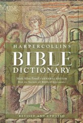 HarperCollins Bible Dictionary - Revised & Updated - eBook