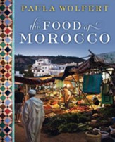 The Food of Morocco - eBook