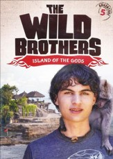 The Wild Brothers #5: Island of the  Gods DVD