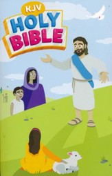 KJV Kids Outreach Bible  - Slightly Imperfect
