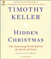 Hidden Christmas: The Surprising Truth Behind the Birth of Christ unabridged audiobook on CD