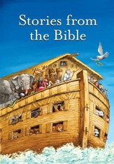 Stories from the Bible Complete Text - eBook