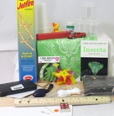 Supplies Kit for A Beka Book Science: Grade 1 (Discovering  God's World; 3rd Edition)