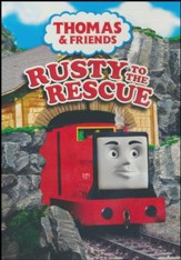 Thomas & Friends: Rusty to the Rescue, DVD