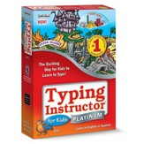 Typing Instructor for Kids Platinum  on CD-ROM
