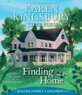 Finding Home, #2 CD