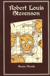 Robert Louis Stevenson, Seven Novels