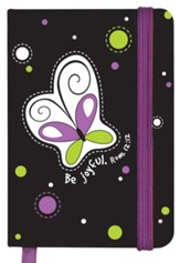 Be Joyful Mini Notebook