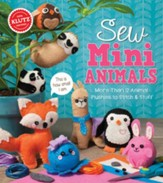 Sew Mini Animals