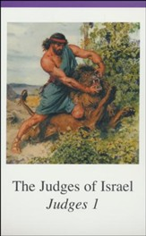 Veritas Press Bible Cards: Judges  through Kings