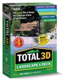 Total 3D Landscape & Deck Deluxe CD-Rom