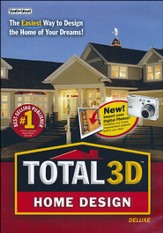 Total 3D Home Design Deluxe 11 (on CD-ROM)
