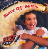 Blast Off Music CD, Participant's Version