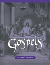 Gospels--Homeschool Teacher's Manual