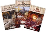 Vatican II in Plain English: The Council, 3 Volumes