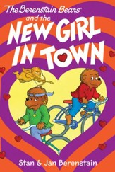The Berenstain Bears Chapter Book: The New Girl in Town - eBook