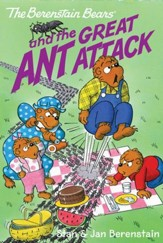 The Berenstain Bears Chapter Book: The Great Ant Attack - eBook