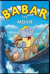 Barbar: The Movie, DVD