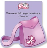 Dios nos Da Todo lo que Necesitamos, Libreta  (God Gives Us All We Need, Notepad)