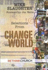 Selections from Change the World Booklet (10 pack)