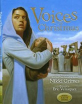 Voices of Christmas--Book and CD  - Slightly Imperfect