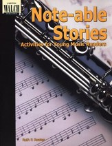 Note-able Stories: Activities for Young Music Readers