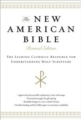 New American Bible: Revised Edition - eBook