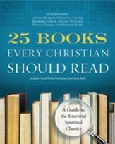 25 Books Every Christian Should Read - eBook