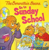 Living Lights: The Berenstain Bears Go to Sunday School