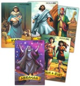 The Action Bible Take-Home Collector's Cards