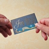 Pass Card Christmas Joy Lk 2:11-25 pack