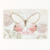 Believe, Butterfly Cutting Board, Small