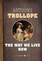 The Way We Live Now - eBook