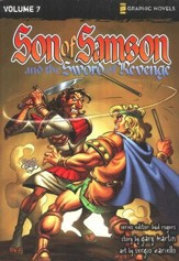 The Sword of Revenge, Volume 7, Z Graphic Novels / Son of Samson