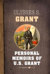 Personal Memoirs of U.S. Grant -  eBook