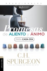 Libro de promesas de aliento y animo para cada dia (Book of Promises of Inspiration and Encouragement for Every Day)