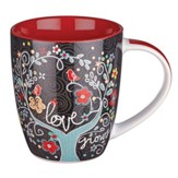 God's Love Endures Mug